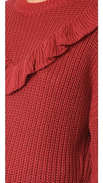 Blank Denim Poppy Sweater