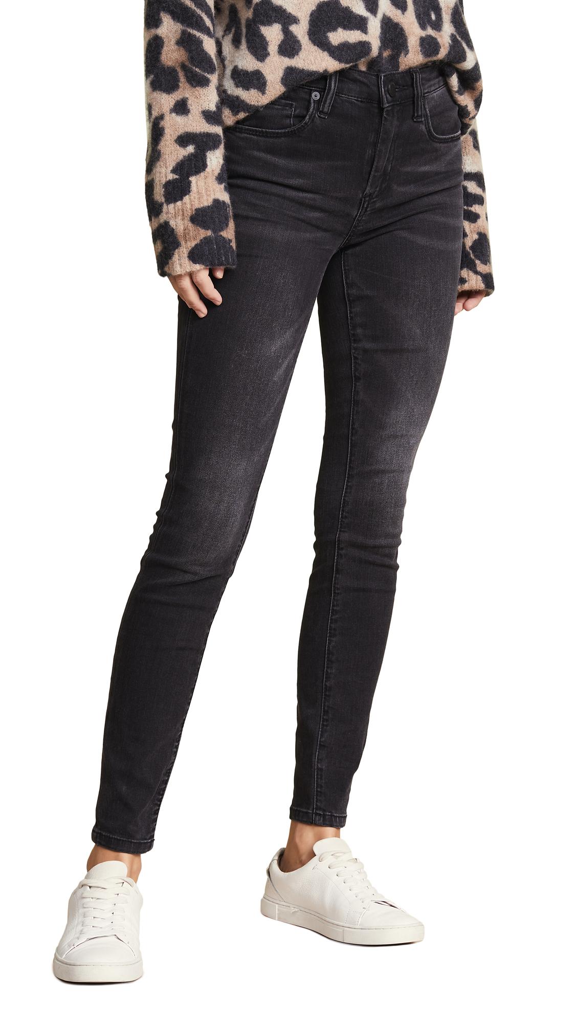 Buy Blank Denim online - photo of Blank Denim The Bond Mid Rise Skinny Jeans
