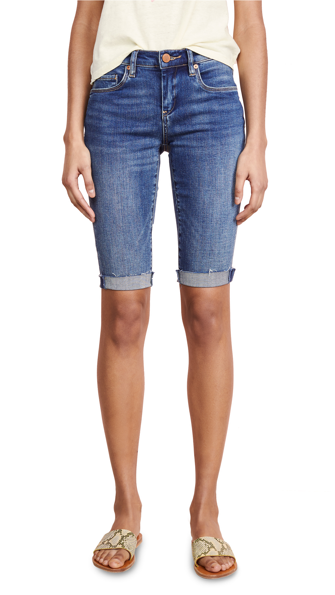 Blank Denim Vendetta Shorts