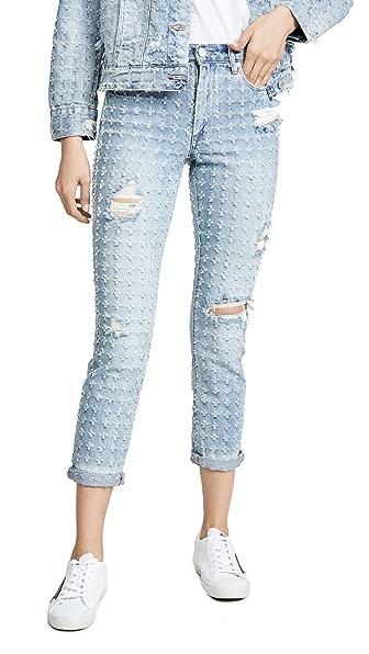 Blank Denim Rivington Jeans In Punch Line