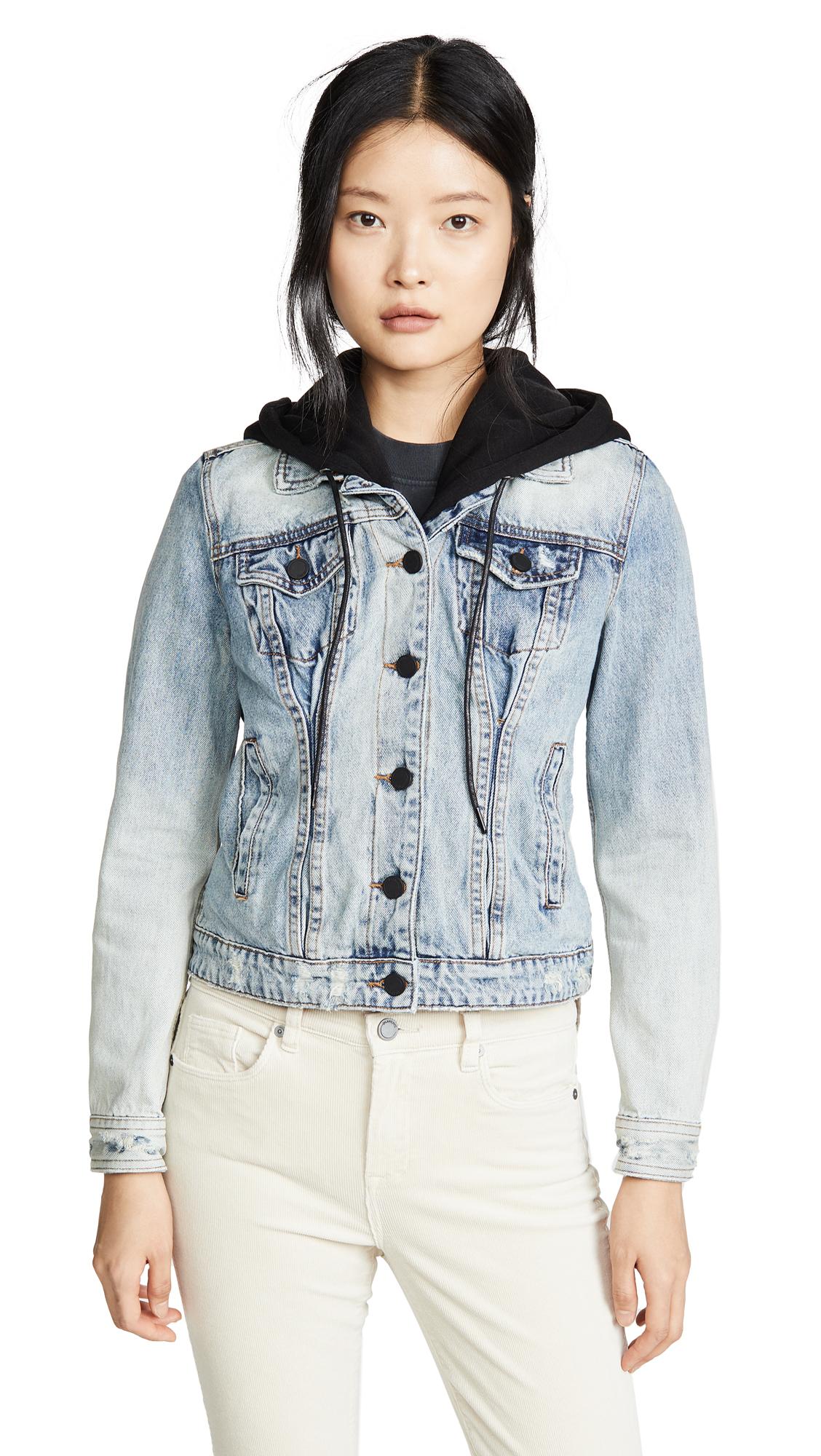 Buy Blank Denim online - photo of Blank Denim Casual Encounter Jacket