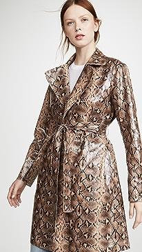 new product 581d1 d0763 Designer Women's Trench Coats