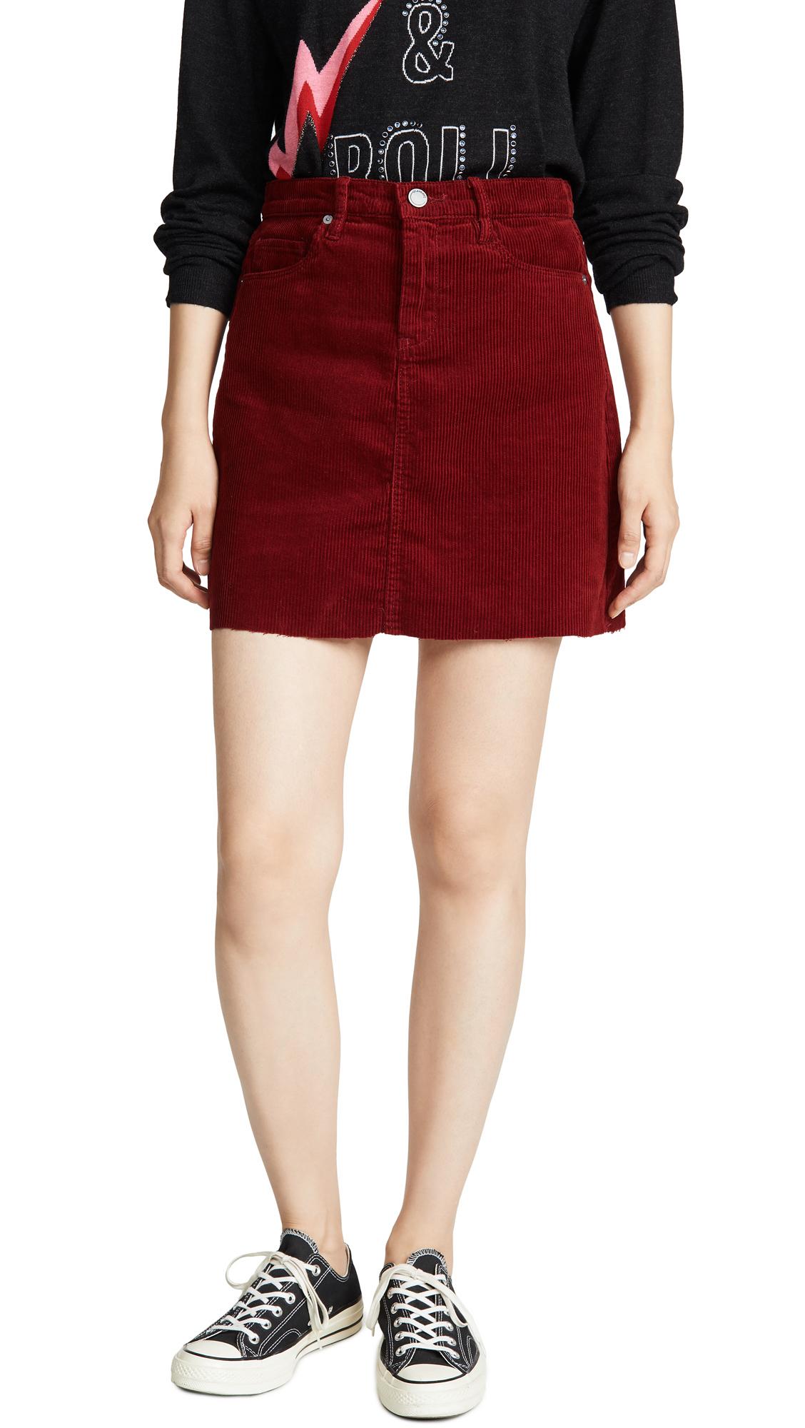 Buy Blank Denim online - photo of Blank Denim Cherry Pop Skirt