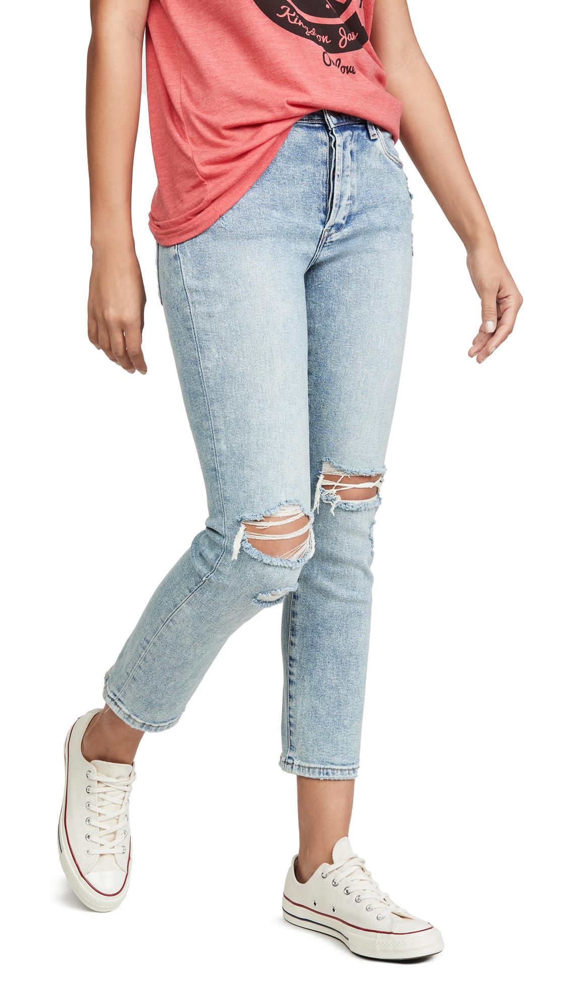 Buy Blank Denim online - photo of Blank Denim Lone Castaway Jeans