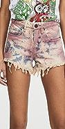 Blank Denim Rhapsody 波希米亚风格短裤