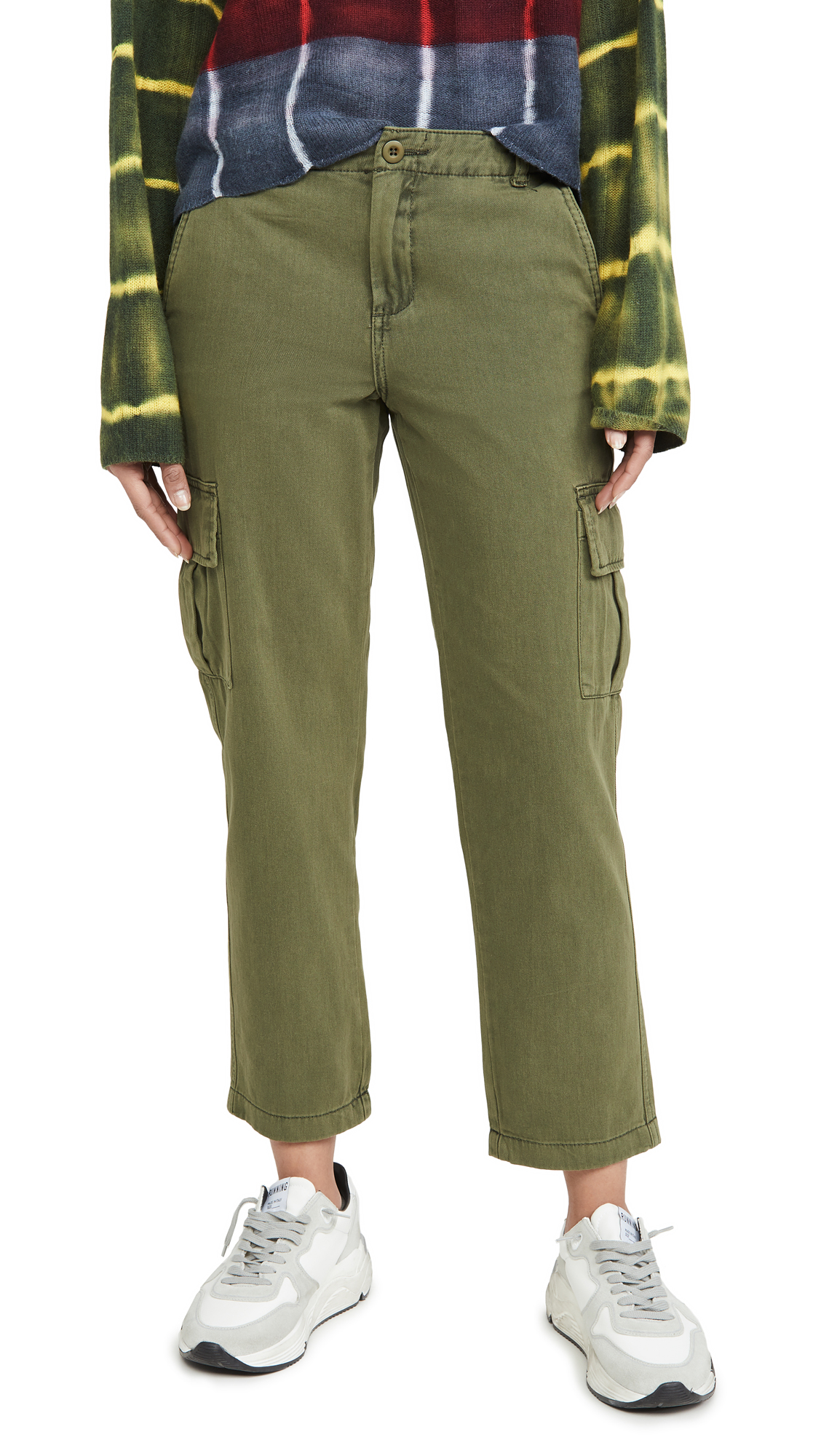 Buy Blank Denim online - photo of Blank Denim Mary Jane Cargo Pants