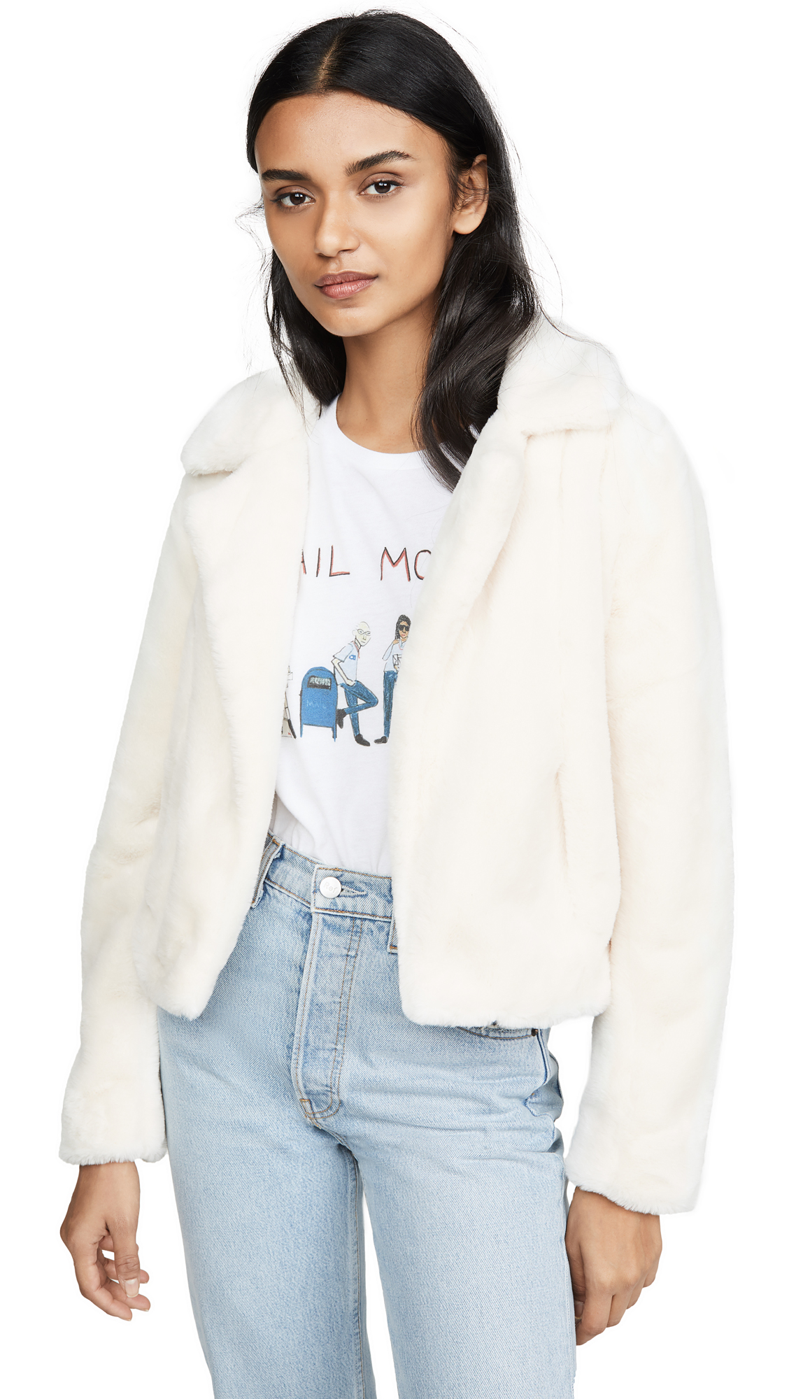 Buy Blank Denim online - photo of Blank Denim Pop Coat