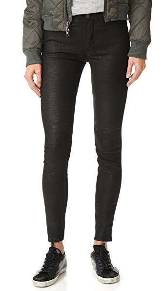 BLK DNM Leather Pants 22