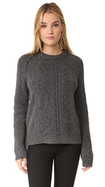 BLK DNM Sweater 54 - Charcoal Grey