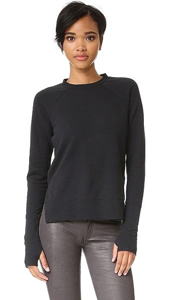 BLK DNM Raglan Sweatshirt