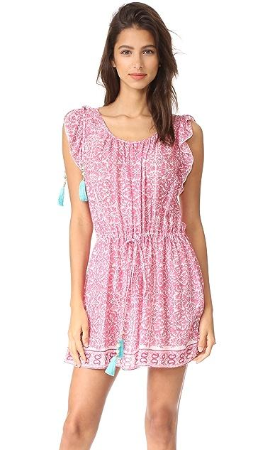 Bell Tassel Mini Dress