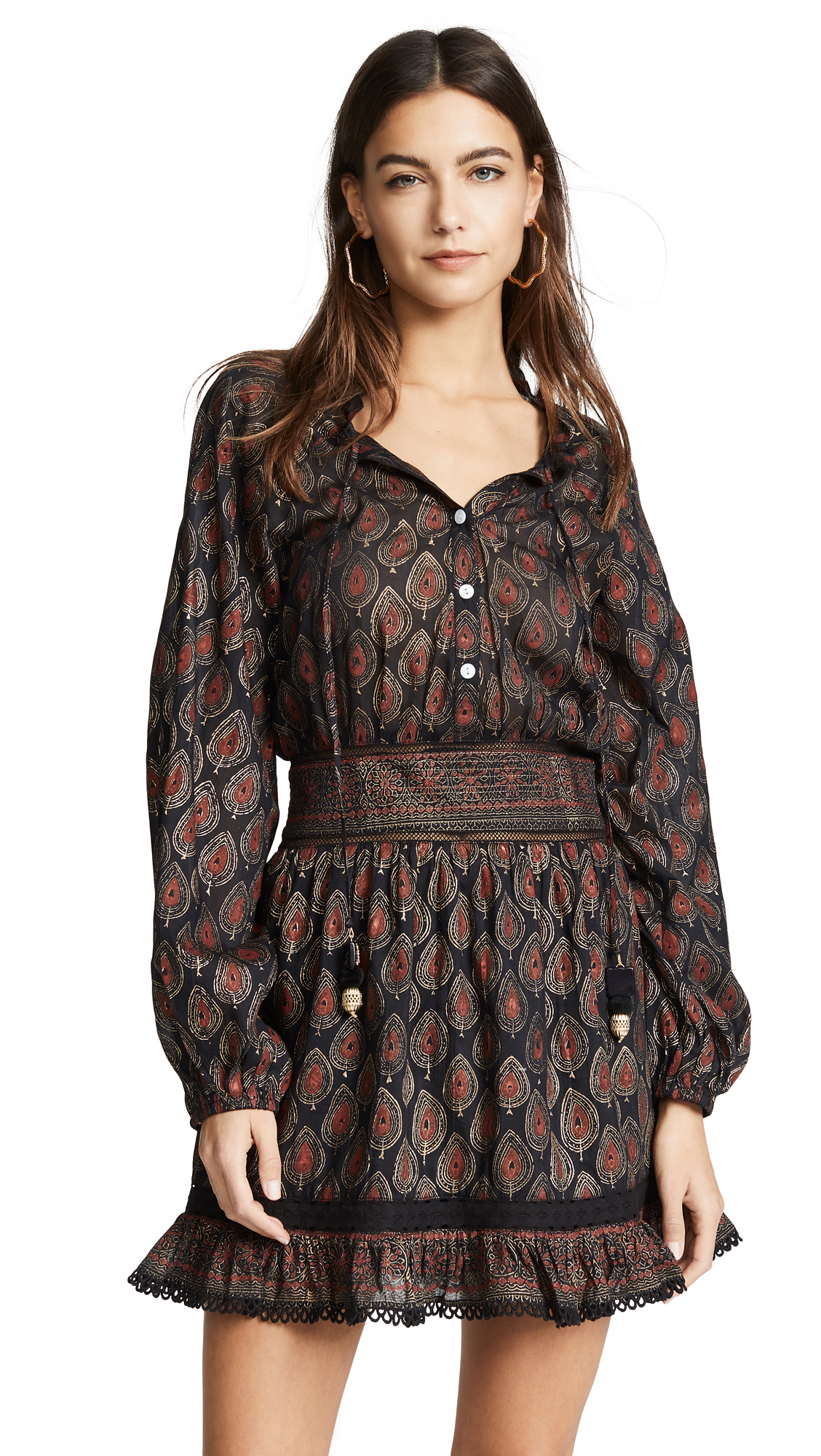BELL Kylie Cover Up in Print
