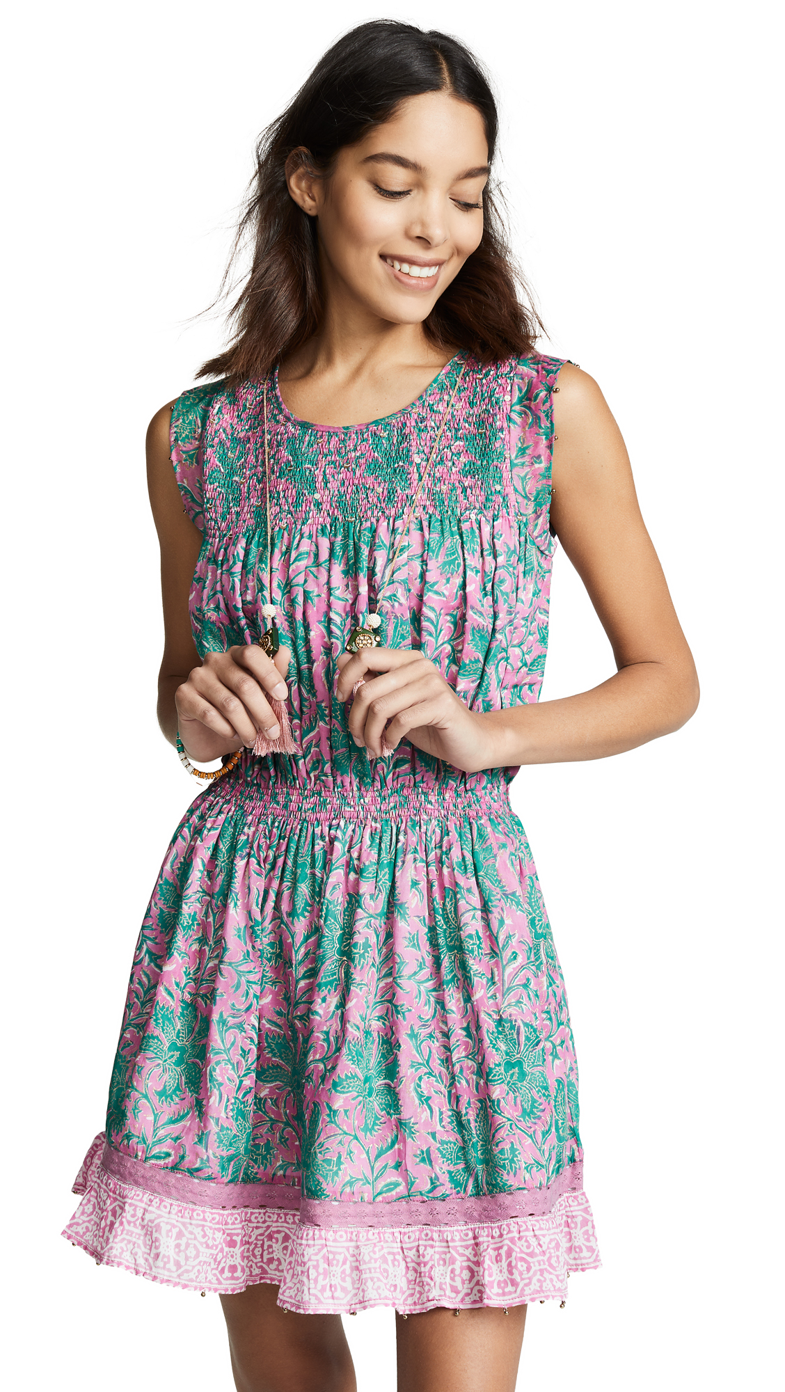 BELL Piper Dress in Print 6