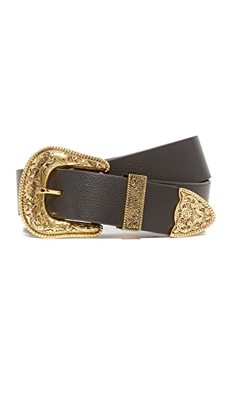 B-Low The Belt Frank Belt - Black