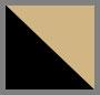 Black/Brass