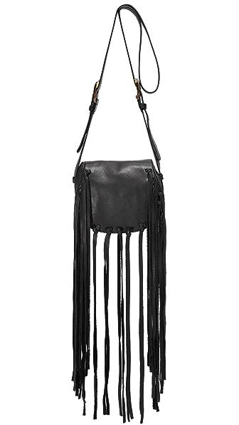 B-Low The Belt Avalon Saddle Bag - Black