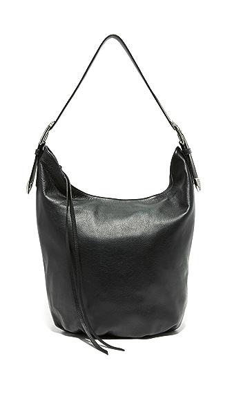 B-Low The Belt Palladium Hobo Bag - Black