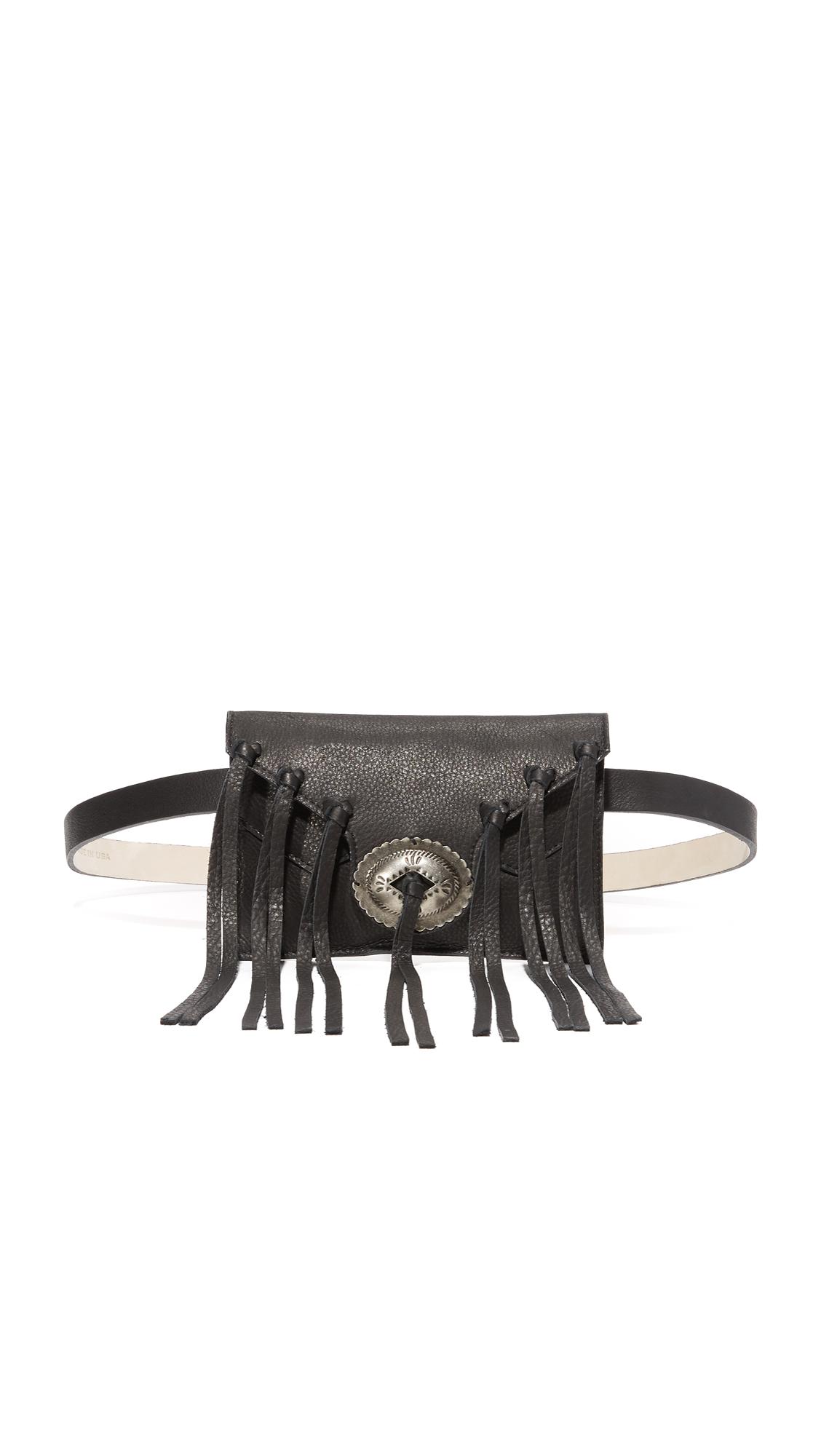blow the belt female 188971 blow the belt nashville belt bag black