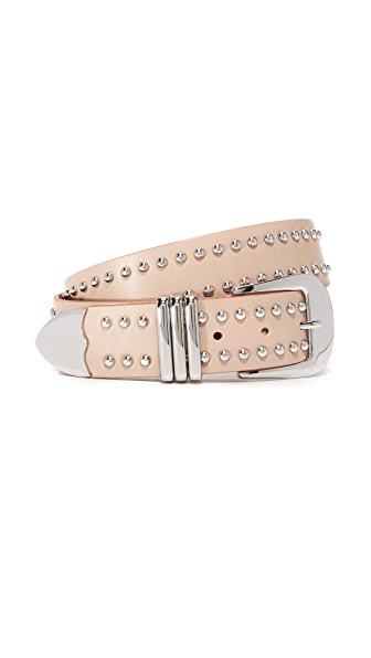 B-Low The Belt Fillmore Belt - Petal/Silver