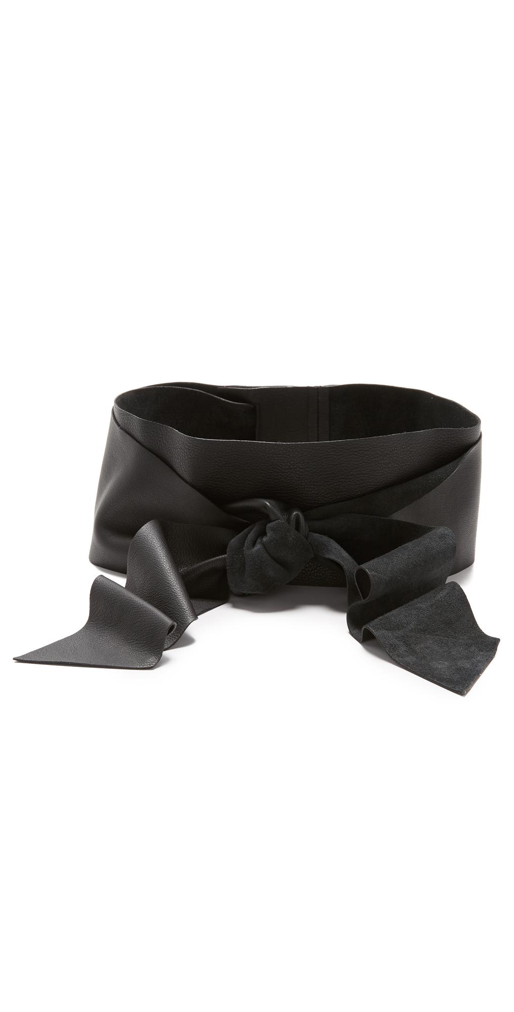 Demi Wrap Wide Belt B-Low The Belt