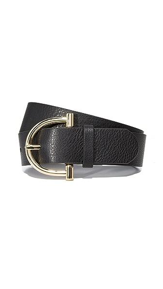 B-Low The Belt Blake Belt - Black/Gold