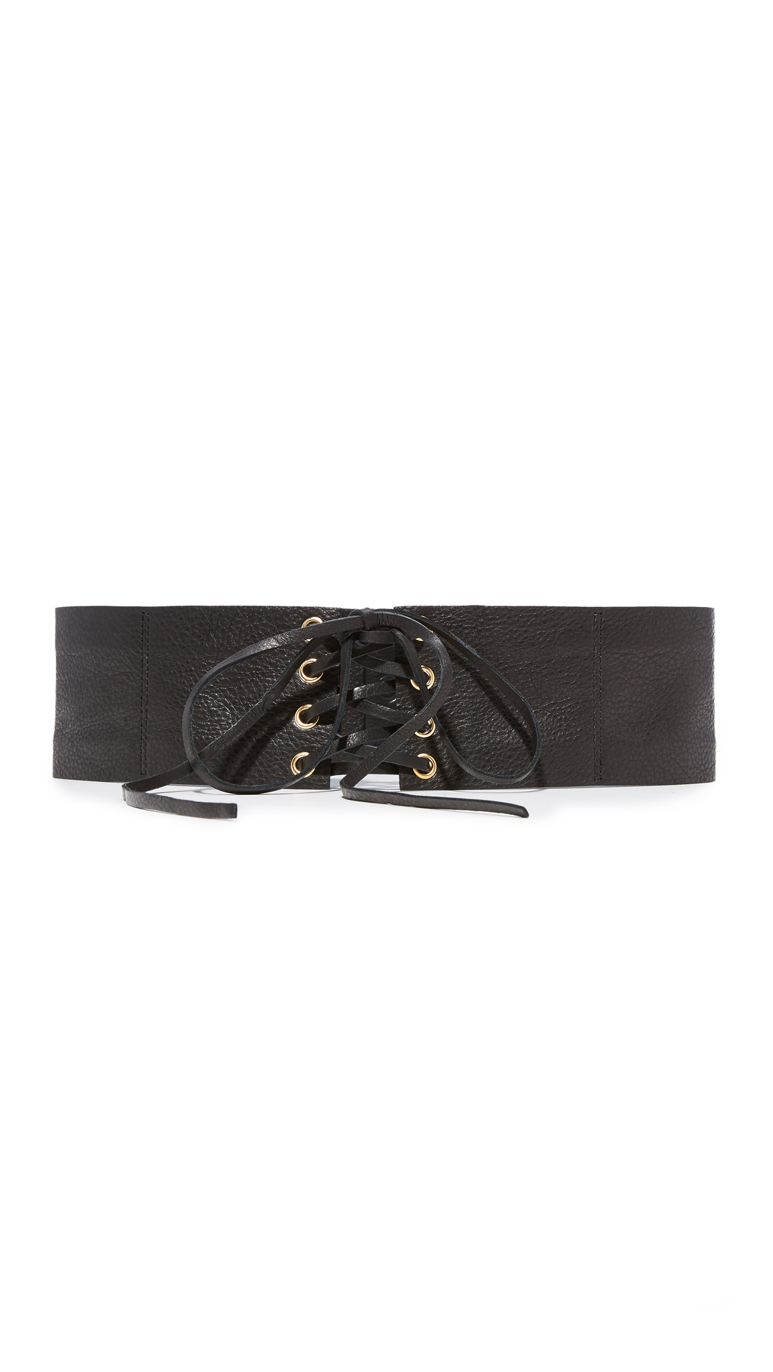 B-Low The Belt Eve Corset Belt - Black/Gold