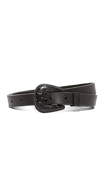 B-Low The Belt Baby Frank Belt - Black/Black