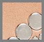 Almond/Silver