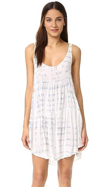 Blue Life Babydoll Tank Dress