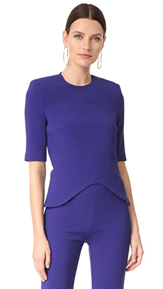Brandon Maxwell Moon Top