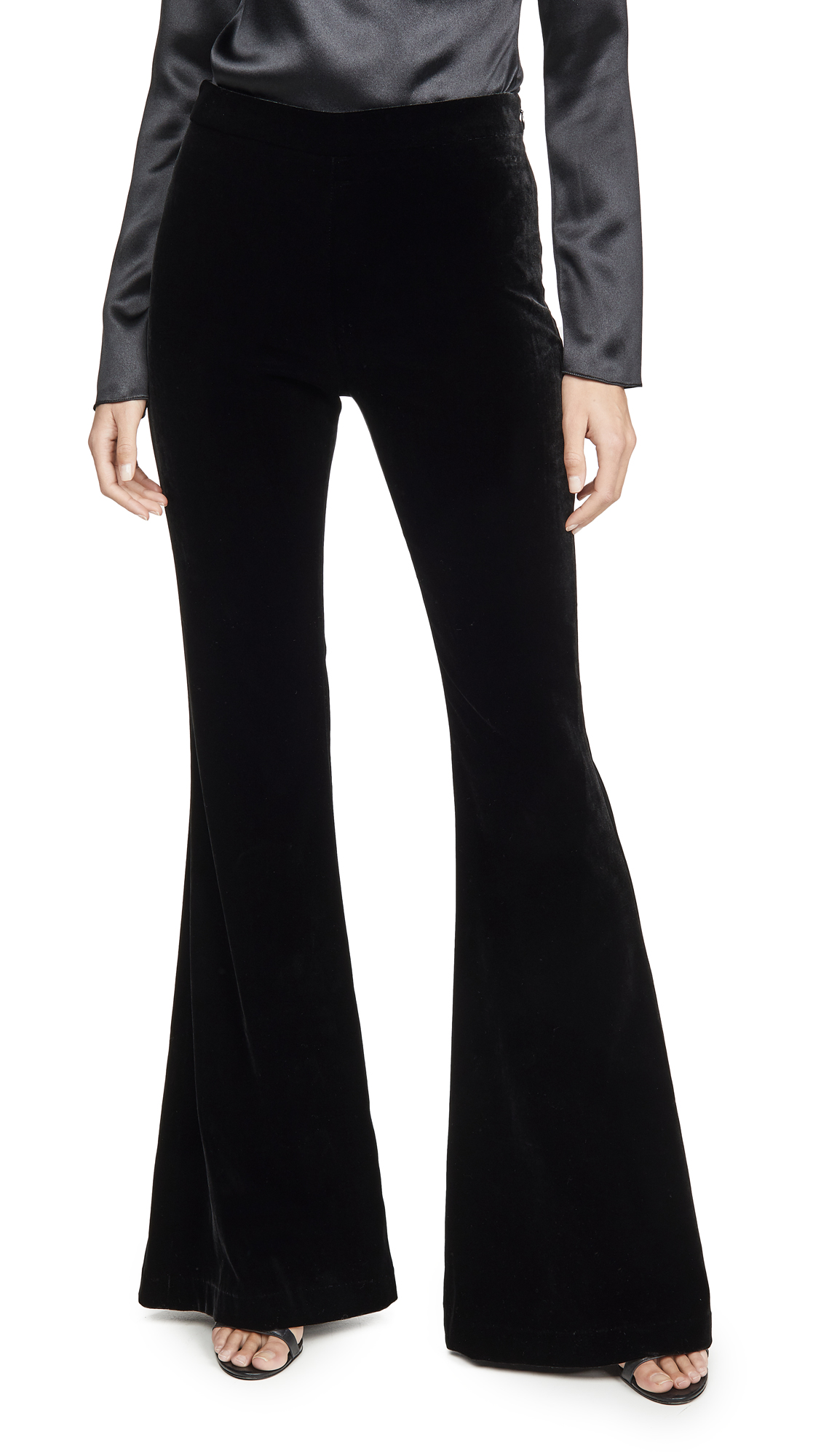 Buy Brandon Maxwell online - photo of Brandon Maxwell Classic Flare Pants