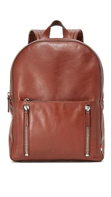 Uri Minkoff Pebbled Leather Bondi Backpack