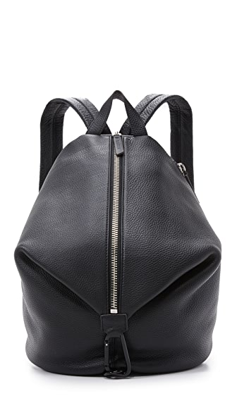 Uri Minkoff Pebbled Leather Julio Backpack