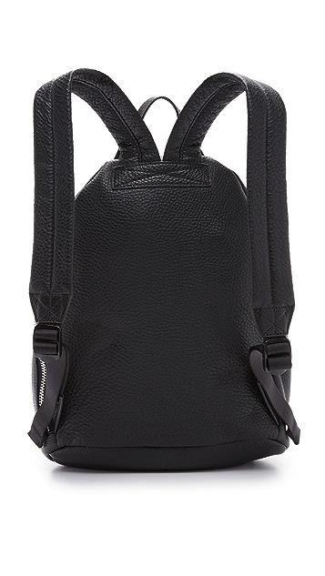 Uri Minkoff Pebbled Leather Julio Backpack