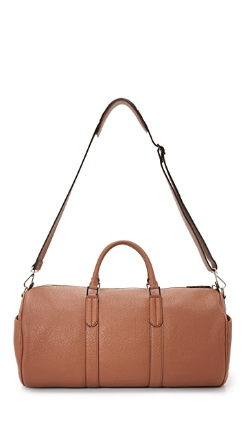 Uri Minkoff Pebbled Leather New Duffel Bag