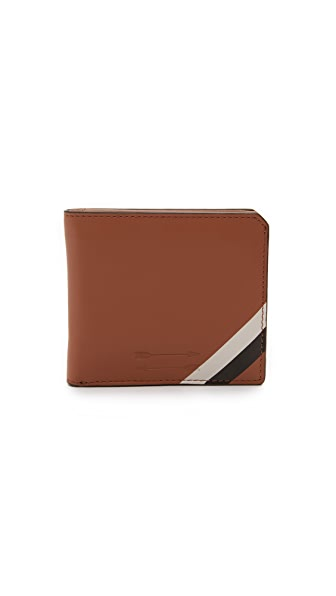 Uri Minkoff Vachetta Leather Vesper Wallet