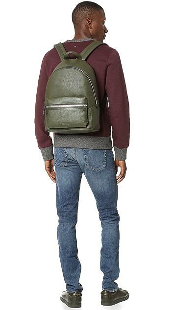 Uri Minkoff Paul Pebbled Leather Backpack