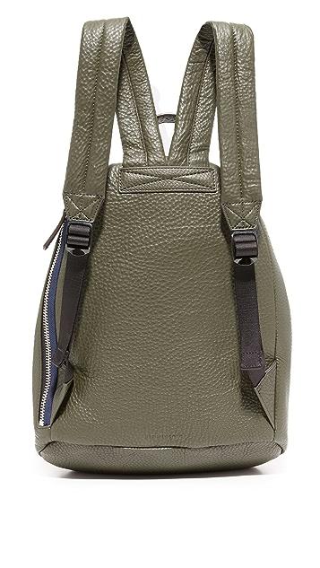 Uri Minkoff Julio Pebbled Leather Backpack