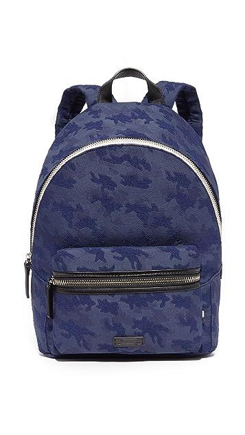 Uri Minkoff Paul Camo Nylon Backpack