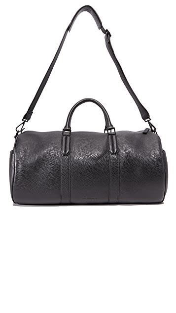 Uri Minkoff Gary Pebbled Leather Duffel