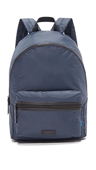 Uri Minkoff Nylon Paul Tech Backpack - Dark Navy