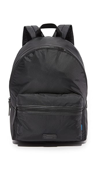 Uri Minkoff Nylon Paul Tech Backpack - Black
