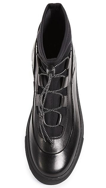Uri Minkoff Mood High Top Sneakers