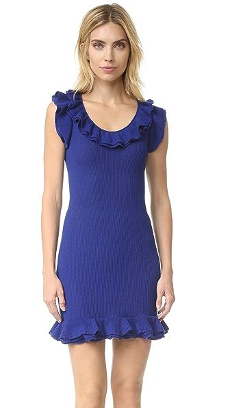Boutique Moschino Sleeveless Dress - Blue