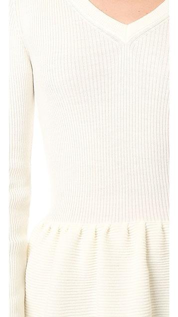 Boutique Moschino Long Sleeve Dress