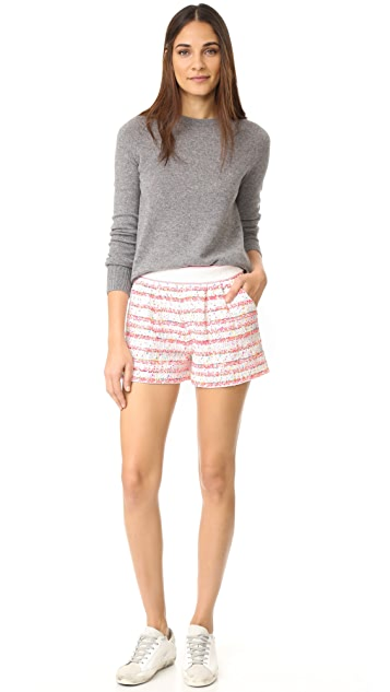 Boutique Moschino Striped Shorts