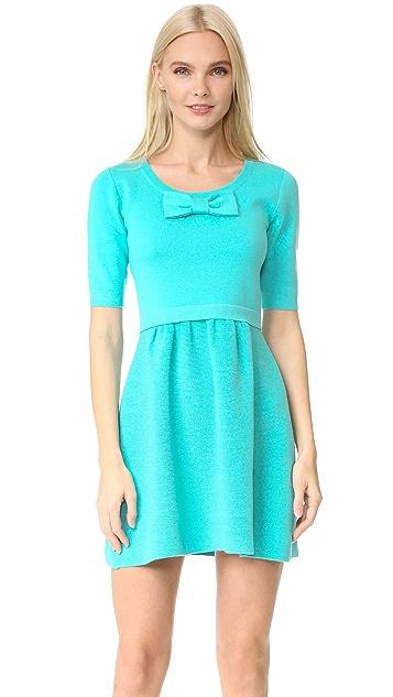 Boutique Moschino Short Sleeve Dress