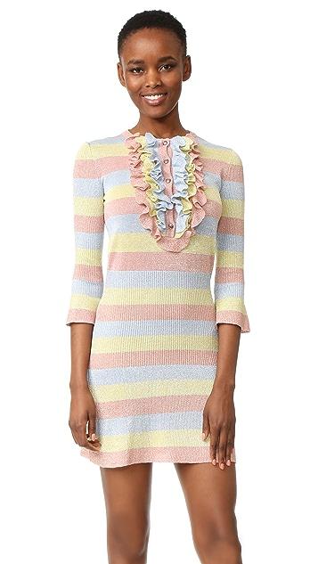 Boutique Moschino Striped Dress