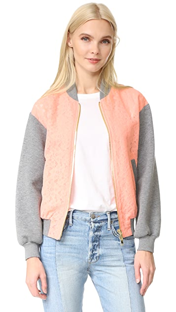 Boutique Moschino Printed Jacket