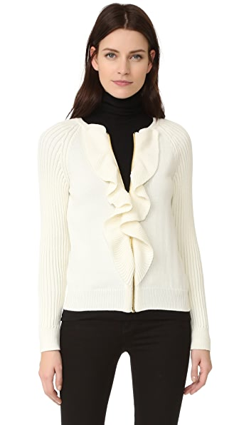 Boutique Moschino Long Sleeve Cardigan